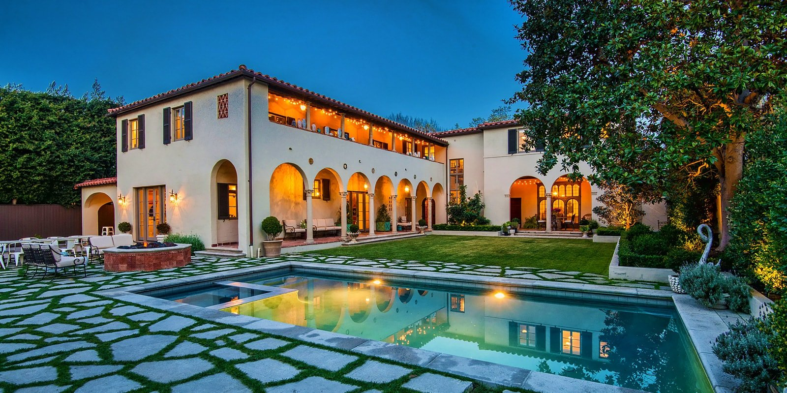 Find hancock park homes for sale with swimming pools top - Homes with swimming pools for sale ...