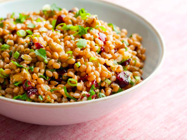 wheat berry recipe