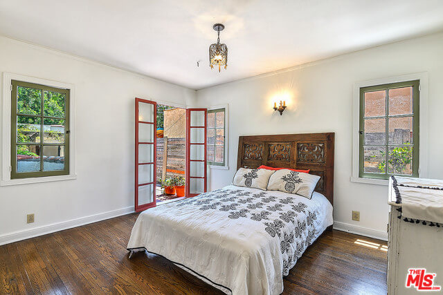 Hancock Park Duplex for Sale 816 N Sycamore Ave Los Angeles CA